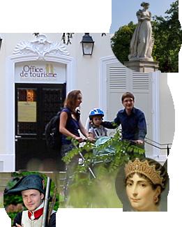 Plan de la ville rueil malmaison - Office tourisme rueil malmaison ...