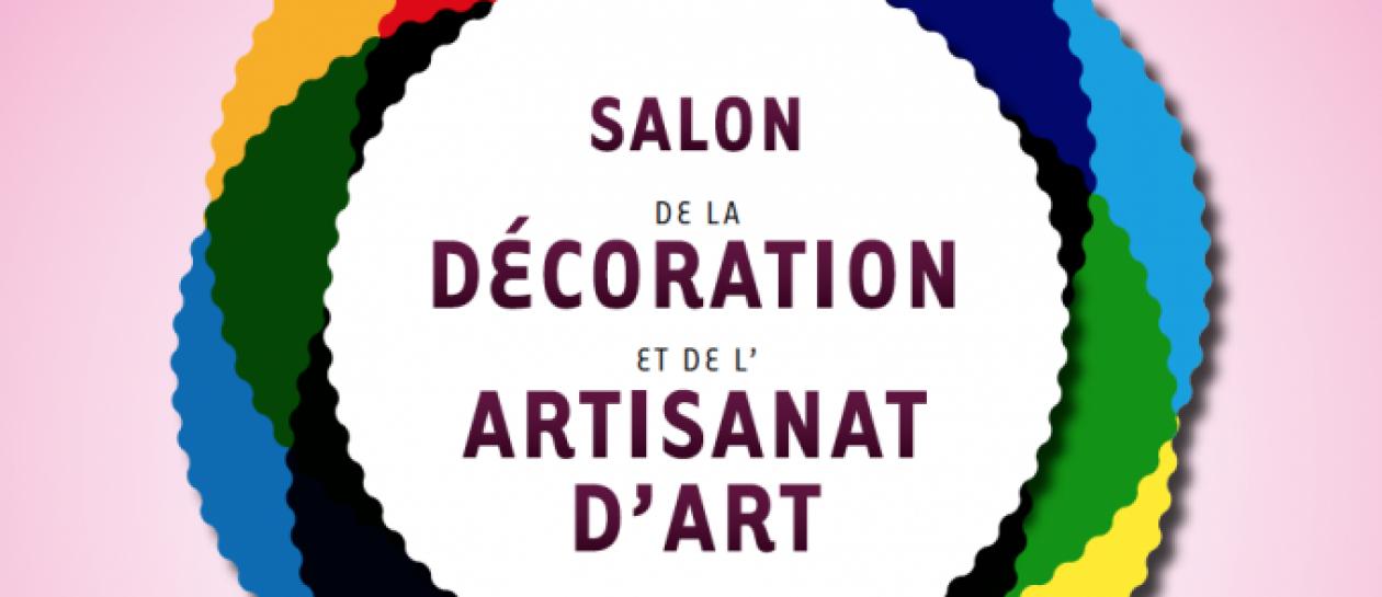 Le salon de la décoration et de l'artisanat d'art