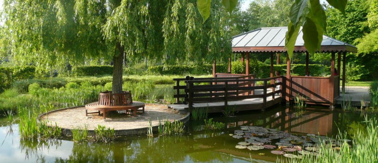 Le parc des impressionnistes un hommage monet rueil - Meteo rueil malmaison ...