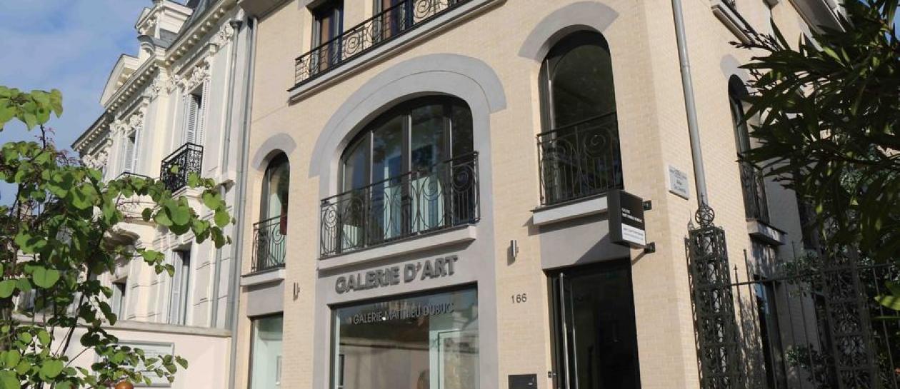 Matthieu Dubuc gallery