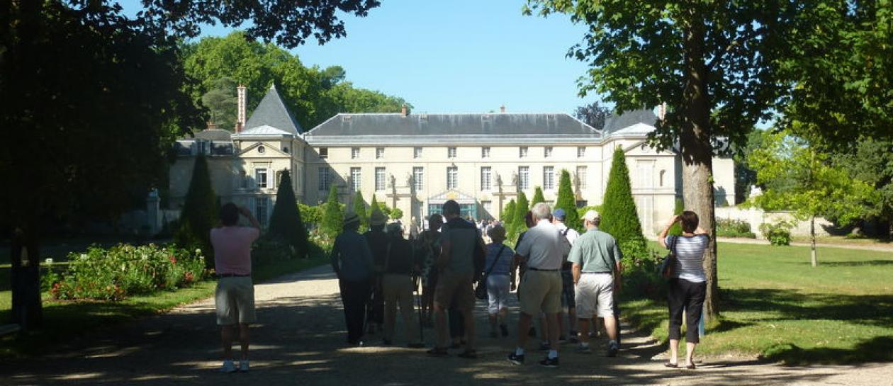 Imperial day at Rueil Malmaison