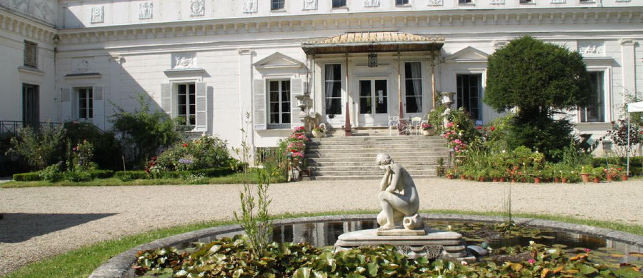 Visite guidée (groupe) du Château de la Petite Malmaison
