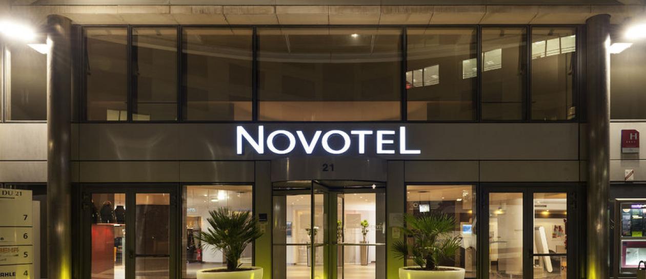 Novotel Paris Rueil-Malmaison Restaurant