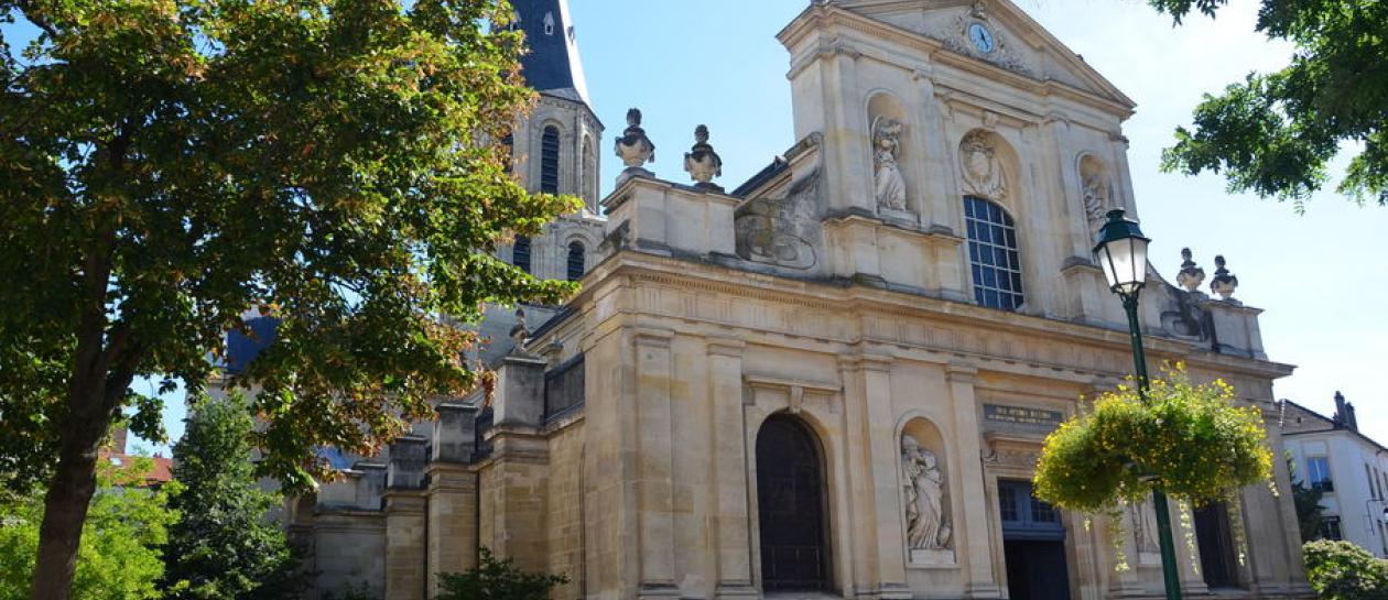 Visite Guidée (groupe) du Centre-Ville de Rueil-Malmaison