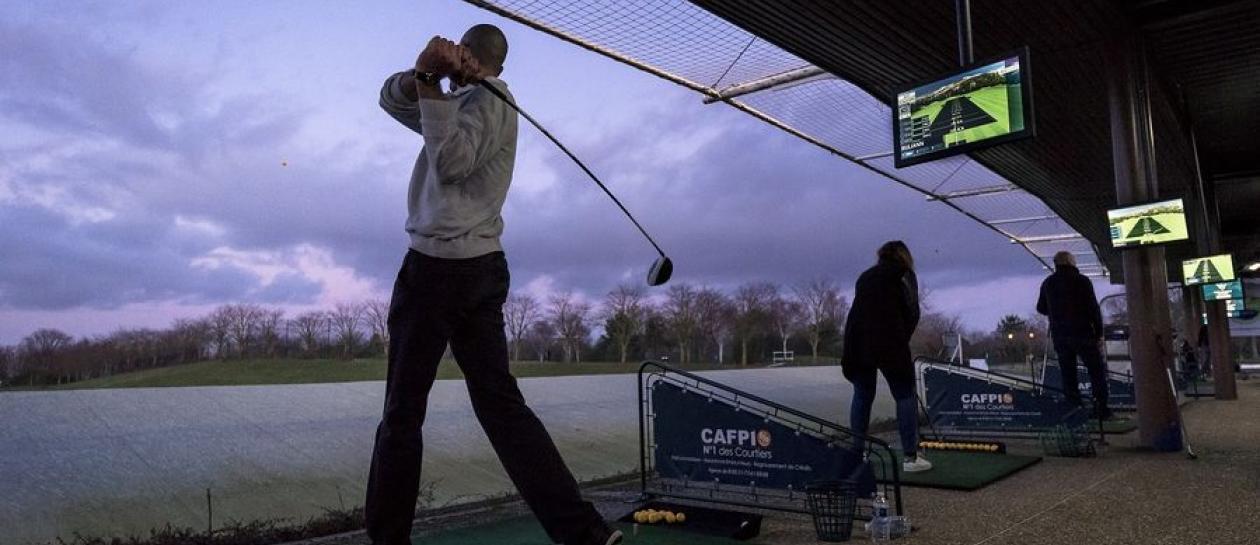 Discover golf !