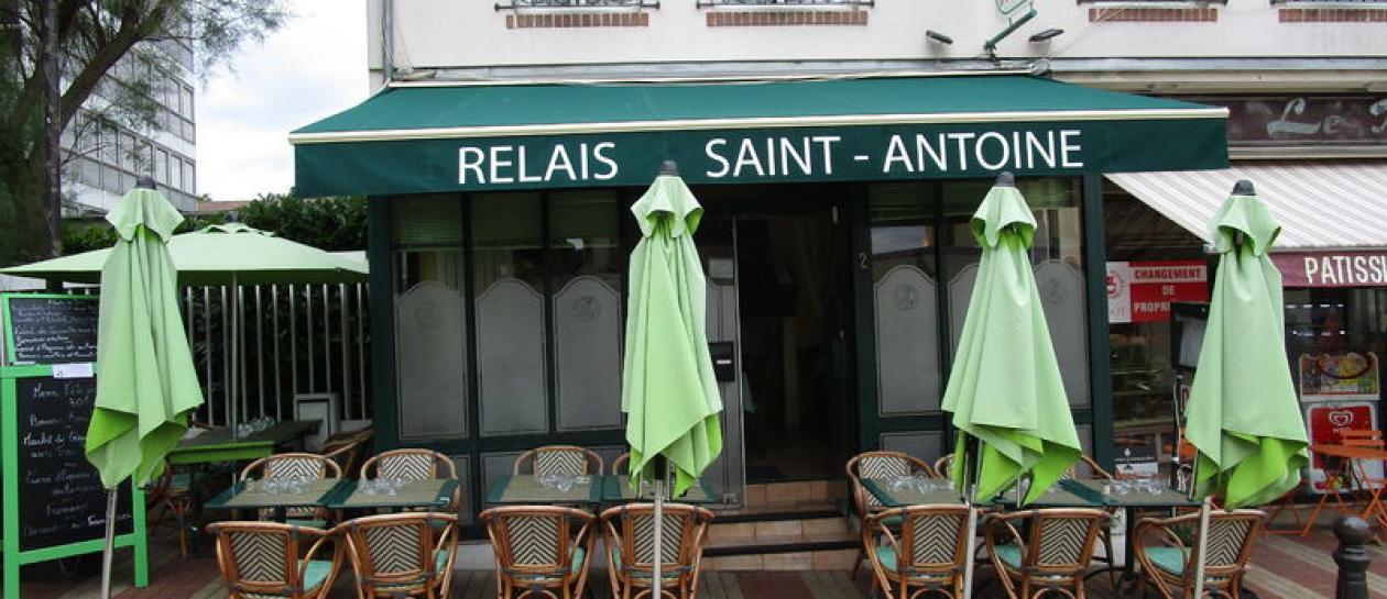 Le Relais Saint-Antoine Restaurant