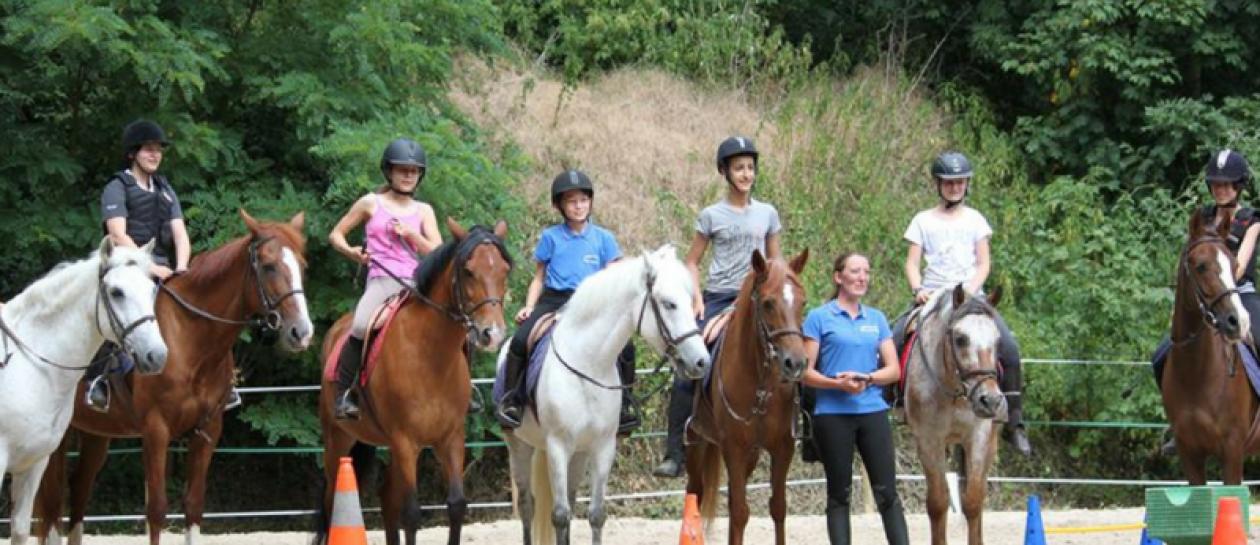 Pony Club at Rueil-Malmaison
