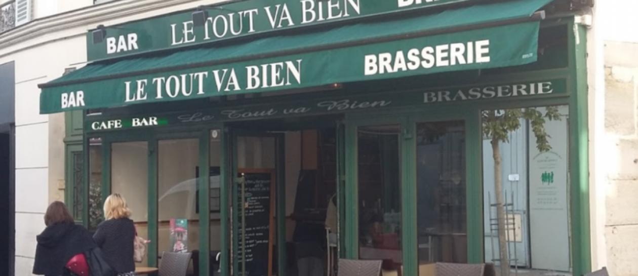 """""""Le Tout Va Bien"""" Restaurant"""