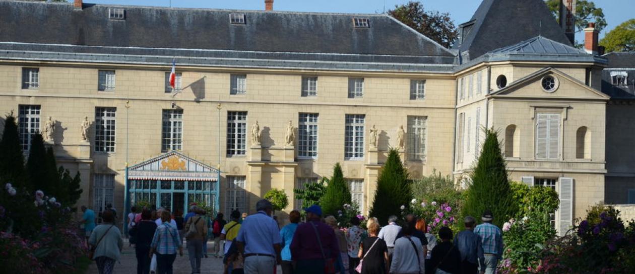 Visite guidée (groupe) du Château de Malmaison