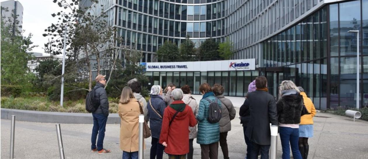 Visite A la découverte de l'architecture de Rueil-sur-Seine