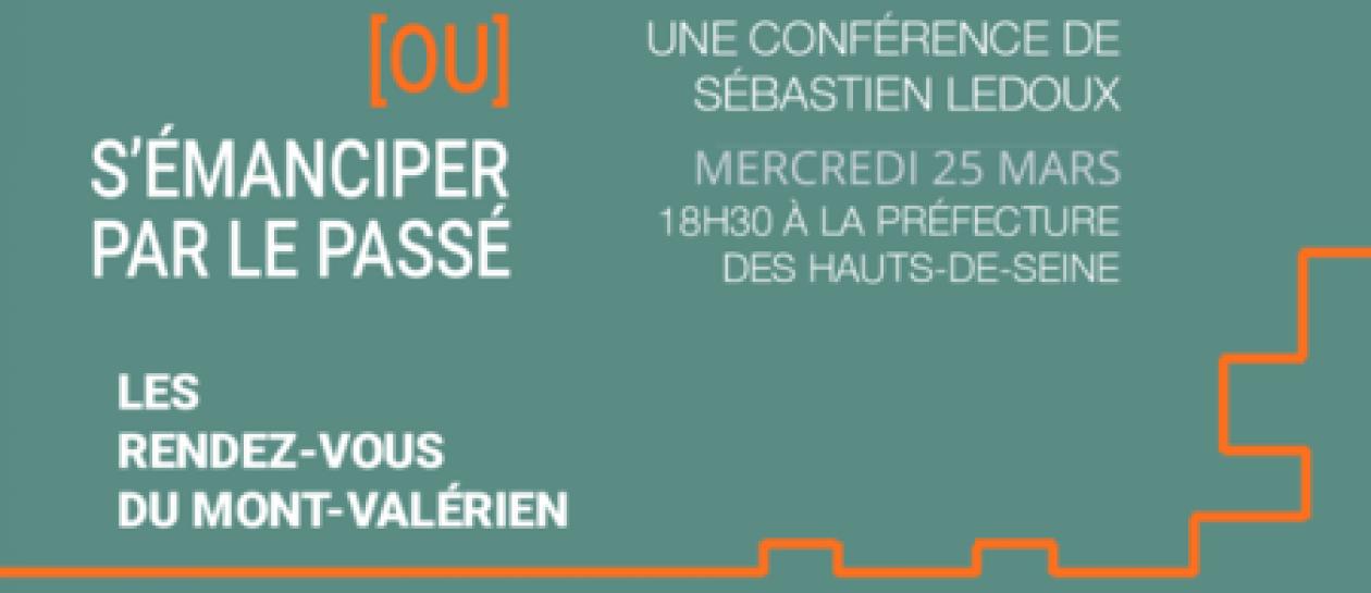 Historic conference at Hauts-de-Seine prefecture