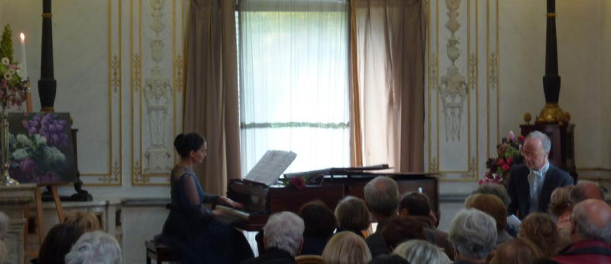 Concert au château de la Petite Malmaison