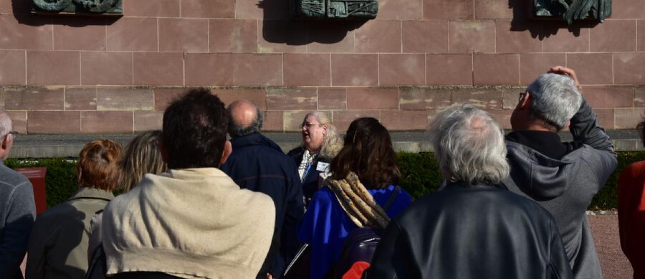 Visite guidée du mémorial du Mont-Valérien