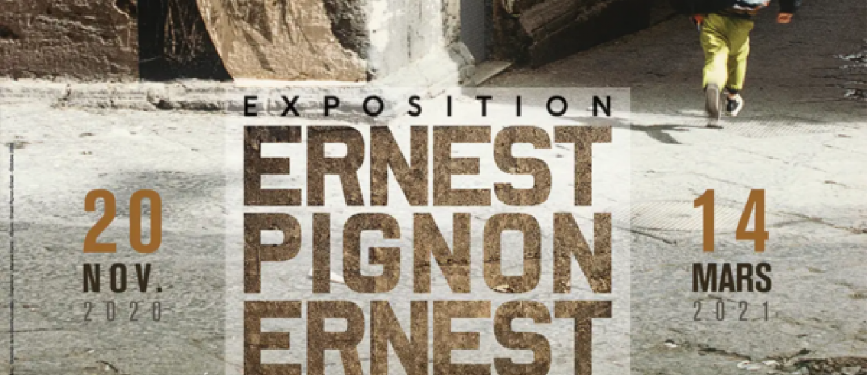 Exhibition Ernest Pignon-Ernest