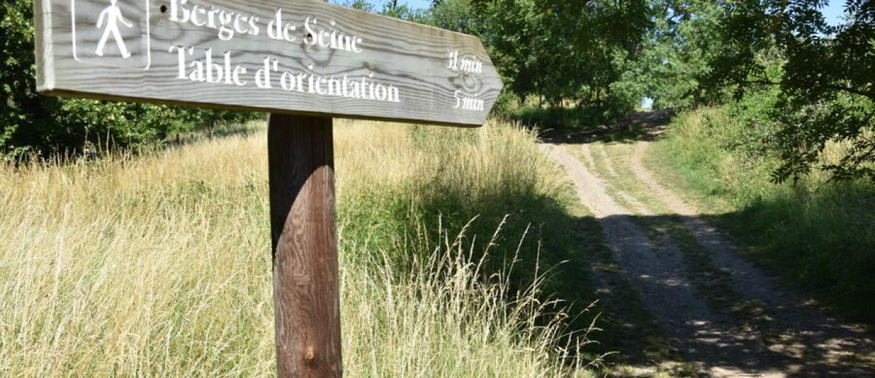 Journée entre Seine et Forêt de Malmaison