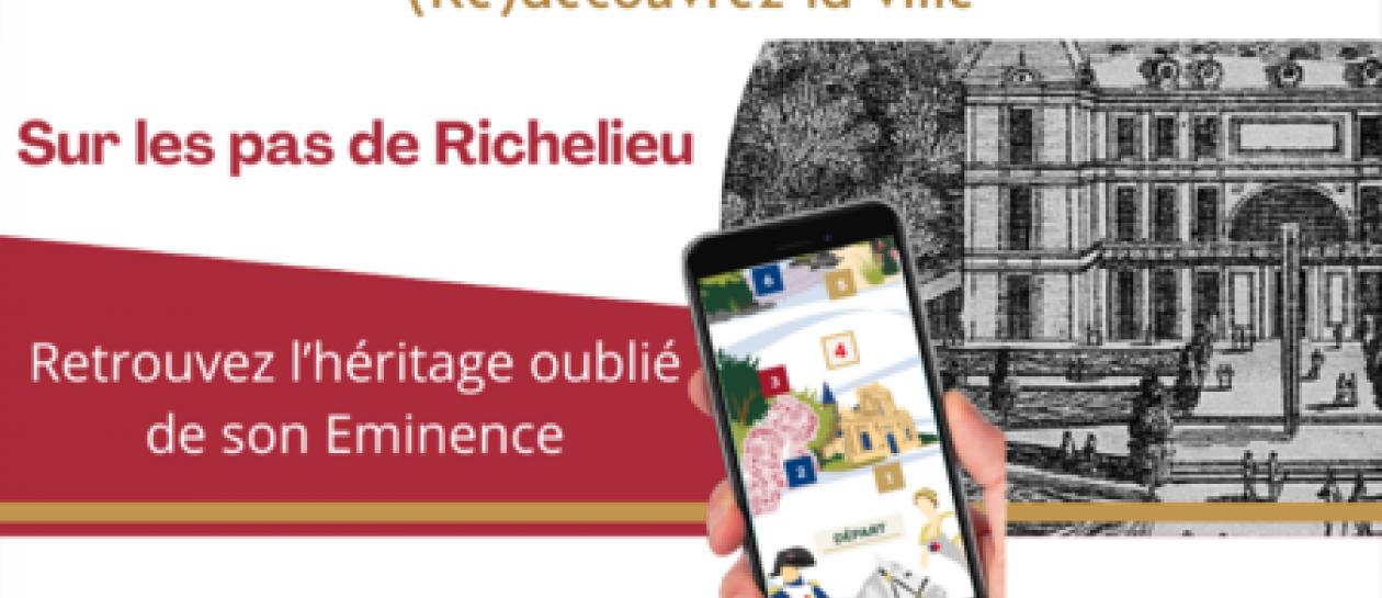 Jeu de piste - Sur les pas de Richelieu