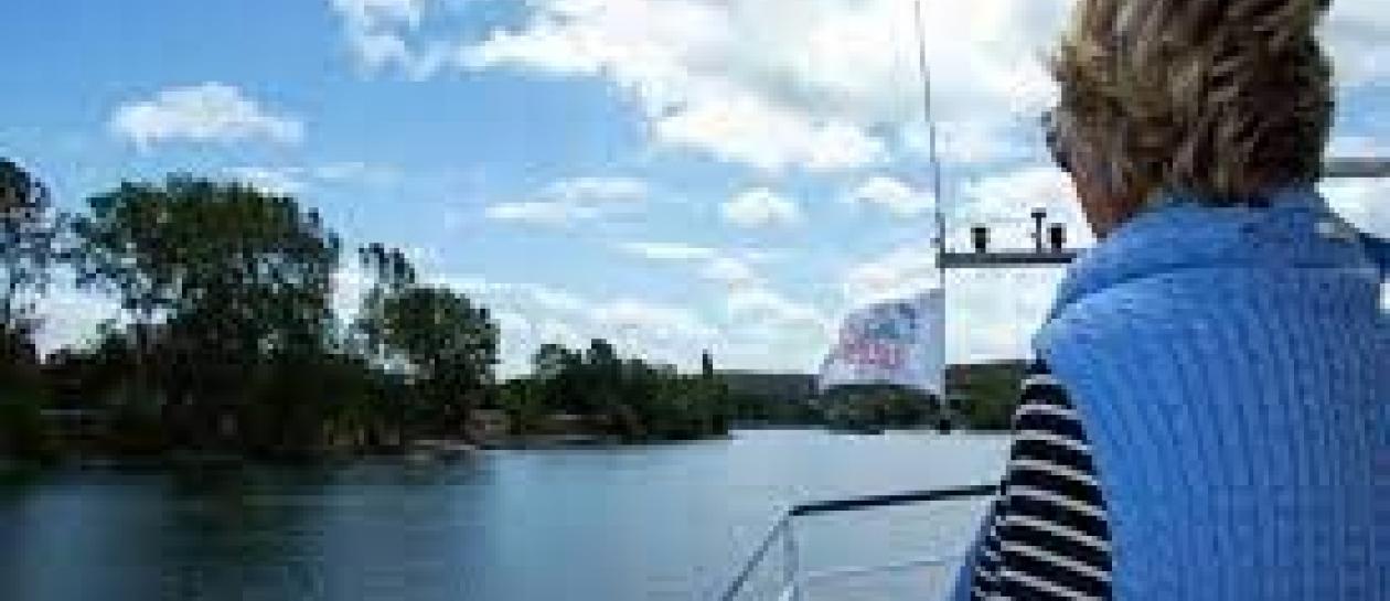 11 septembre - Croisière découverte 1h30 au départ de Chatou