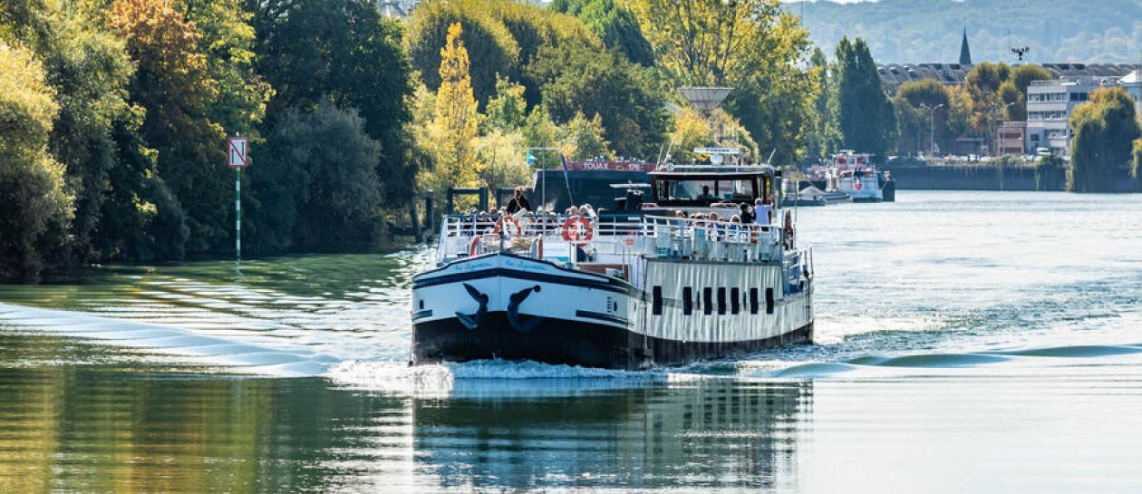 26 septembre - Croisière pique-nique de 3h au départ de Carrières-sur-Seine