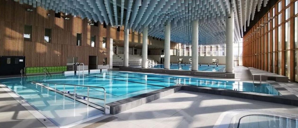 Swimming pool Arsenal