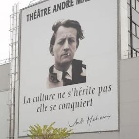 André Malraux Theater