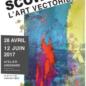 "Exhibition ""Scowcza, the vector art"""