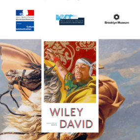 Kehinde Wiley rencontre Jacques-Louis David