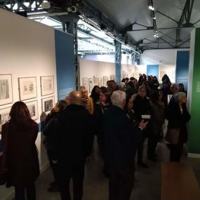Guided tour of exhibition Sempé for groups
