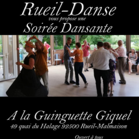 Celebrate Valentine's Day at Guinguette Giquel