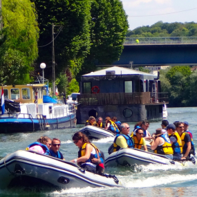 Discover the Seine with zodiac