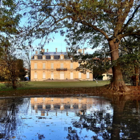 The park and Château of Bois-Preau