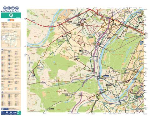 Transports urbains   Rueil-Malmaison